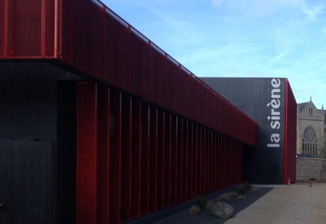Le Centre Culturel La Sirène à Paimpol