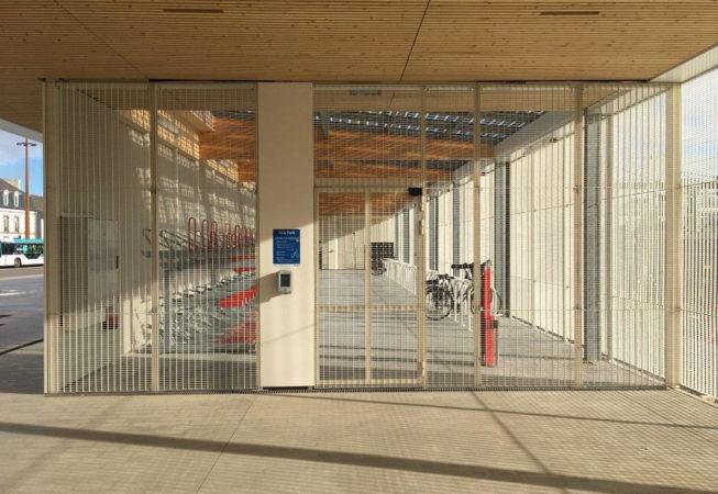 La Maison du Vélo à St-Brieuc