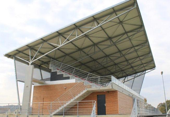 Stade à Châteaubourg